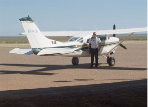 Cessna 206 and Ashby